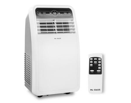 Supera la ola de calor sin agobios: este aire acondicionado portátil McHaus cuesta 179,99 euros y podemos tenerlo en 48/72 horas en casa