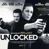 'Unlocked', tráiler del nuevo thriller con Noomi Rapace y Orlando Bloom