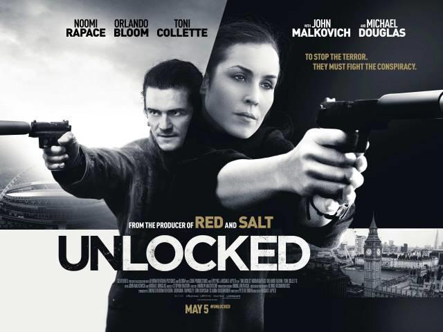 Unlocked Poster 1