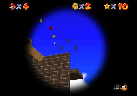 Super Mario 64 Mundo2 Estrella6 02