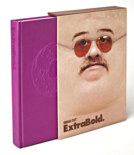 ExtraBold, el libro gordo de Serial Cut