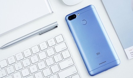 Power Redmi 6