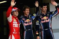 Pole de Sebastian Vettel en Silverstone