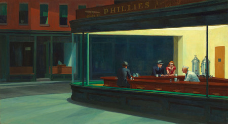 Edward Hopper 1942 1