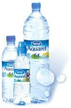 Agua mineral con sabores de Nestlé-Aquarel