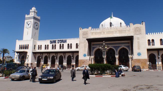 Estación de tren de Orán