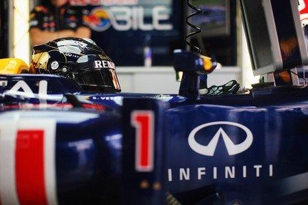 Red Bull e Infiniti renuevan su colaboración