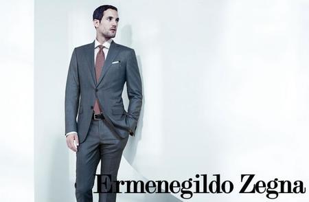 Ermenegildo Zegna presenta lujo a la medida con nueva colección de trajes