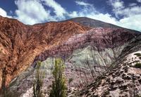 Cerro de los 7 colores, Argentina