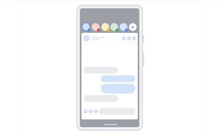 Cómo activar las burbujas de chat de Android