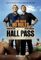'Carta blanca' ('Hall Pass'), cartel y tráiler de lo nueva comedia de los Farrelly