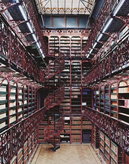 Así son las bibliotecas más bonitas del mundo