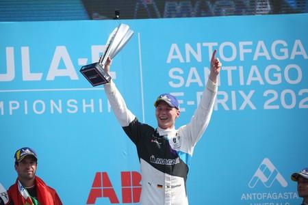Gunther Chile Formula E 2020