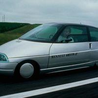 Así era el Renault Vesta II, el 'mechero' que en 1987 se adelantó al Renault Eolab