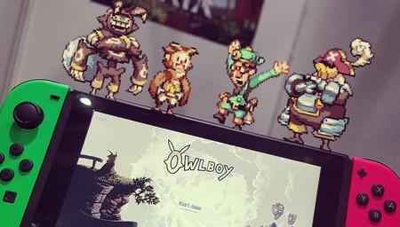Owlboy sólo necesitó un día en Switch para comenzar a generar beneficios