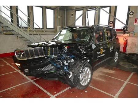 Jeep Renegade Euro Ncap