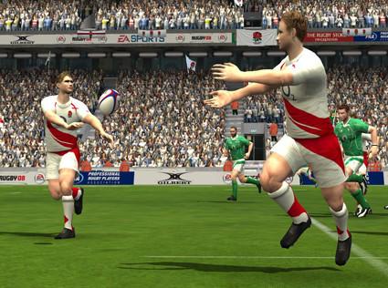 Imágenes de Rugby 08