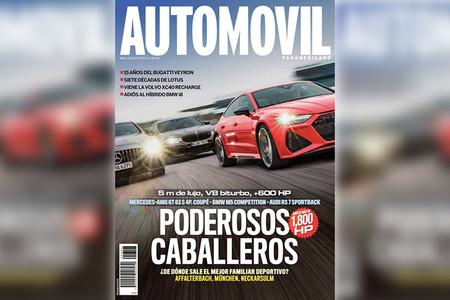Automovil Panamericano Revista
