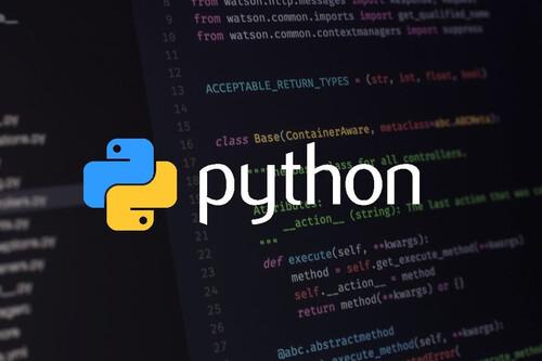 Aprende Python este nuevo curso con estos recursos gratuitos