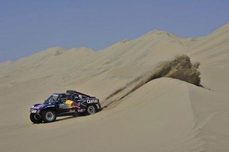 Dakar 2013: Carlos Sainz se queja tras la decisión de dirección de carrera