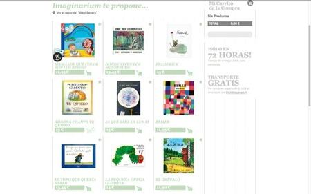 Los diez libros imprescindibles que hay que leer durante la infancia según Imaginarium
