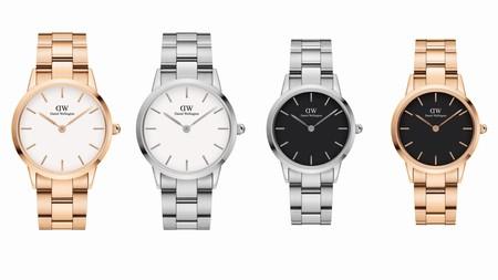 Iconic Link El Nuevo Reloj De Daniel Wellington Redefine El Lujo De La Joyeria Para Esta Temporada
