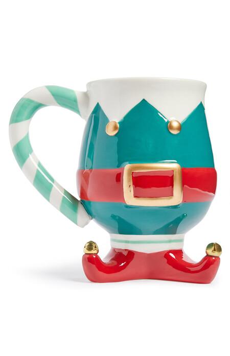 Kimball 0162301 01 Xnov Elf Mug