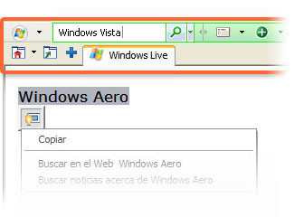 Windows Live Toolbar por defecto en los portátiles Lenovo