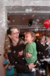 Baby loves disco: Discotecas para bebés