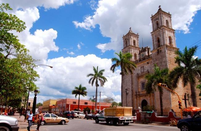 Iglesia Valladolid México