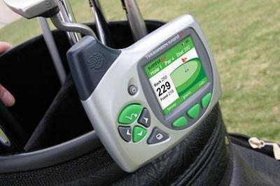GPS para jugar al golf