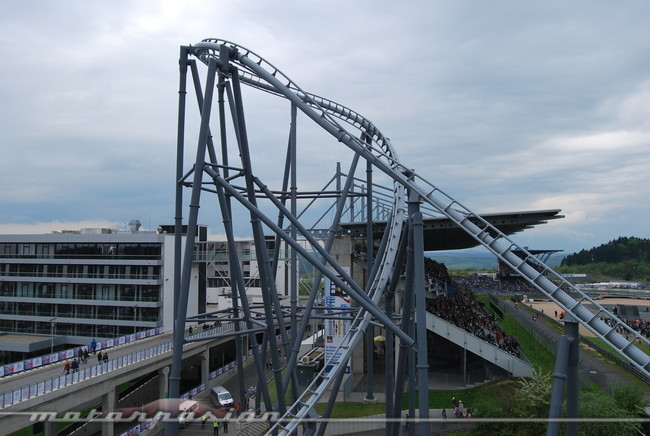 Montaña rusa de Nürburgring