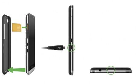 BlackBerry A10, ahora en vídeo y nuevas imágenes