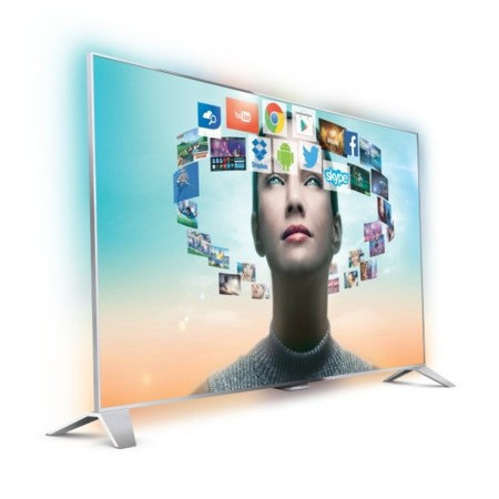 TP-Vision estrena sus primeros televisores Philips con Android en Europa