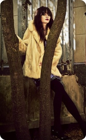 Rachel-Marie Jones abrigo