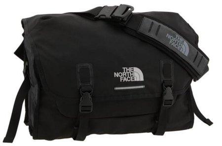 Bolsa de mensajero de The North Face, sencilla y práctica