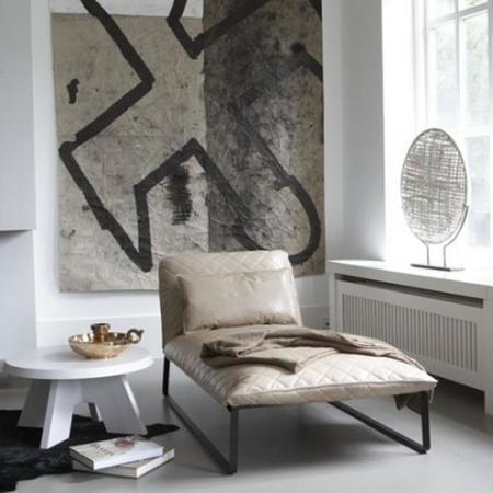 Un must have de invierno los sof s de piel con un look - Los mejores sofas de piel ...