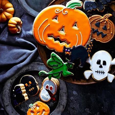 Halloween Galleta surtido