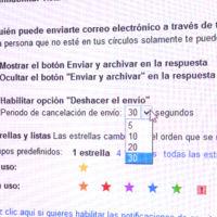 Gmail hace oficial la opción más valiosa en un cliente de correo: deshacer envío
