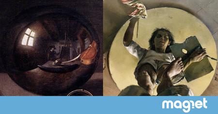 Los 29 selfies más espectaculares de la historia de la pintura