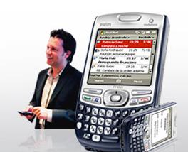 Treo 750v de Palm ya con Vodafone