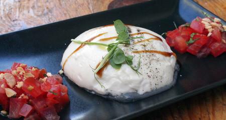 Burrata vegana de Vega