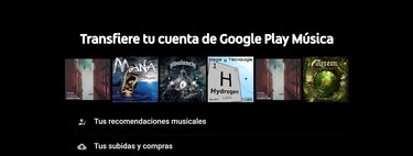 Cómo transferir tu música subida de Google Play Music a YouTube Music