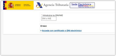 Access With Your Dni Nie's Data And 14 More Pages