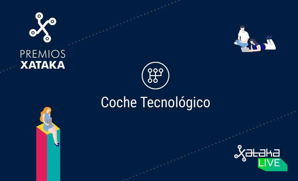 Mejor vehículo tecnológico: vota en los Premios Xataka 2018