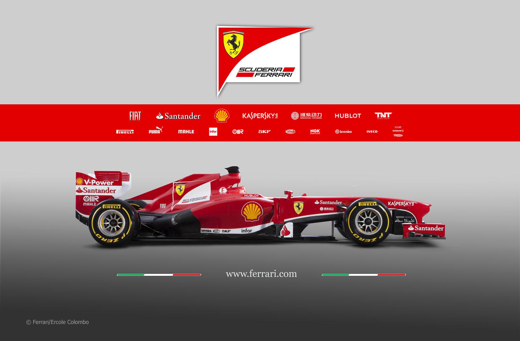 Foto de Ferrari F138 (1/6)