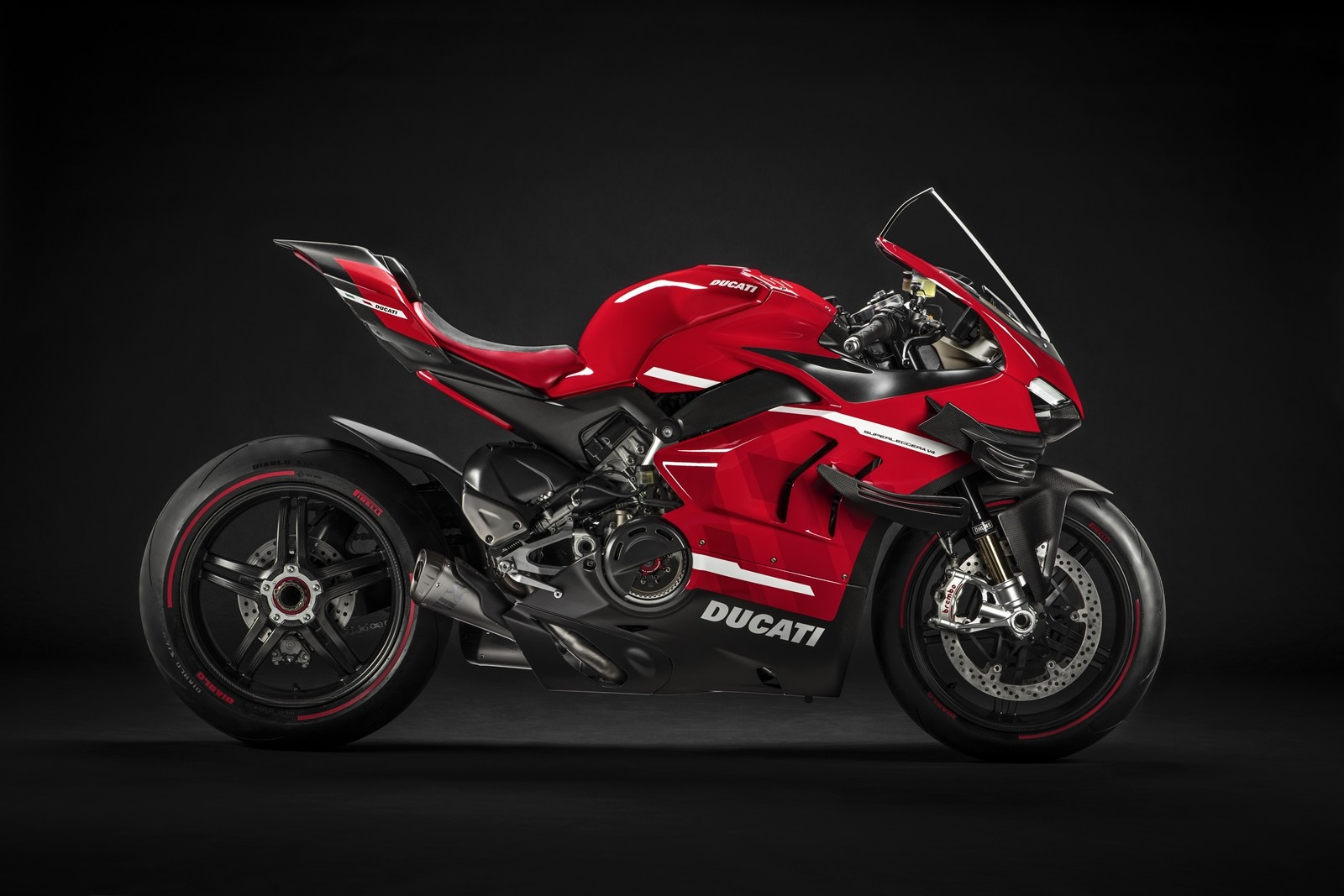 Foto de Ducati Panigale Superleggera V4 2020 (8/61)