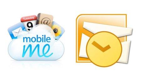El nuevo calendario de MobileMe es compatible con Outlook