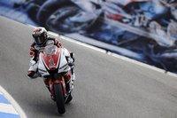 MotoGP EEUU 2011: Jorge Lorenzo se lleva el susto del día... y la pole