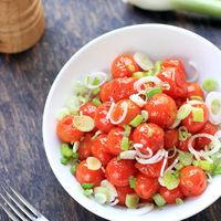 Paseo por la gastronomía de la red: ensaladas frescas perfectas para el verano